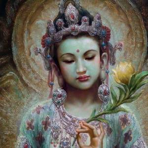 QUAN YIN beautiful new...