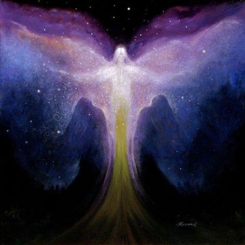 Art ~ Freydoon Rassouli (Spirit of Love) pinterest